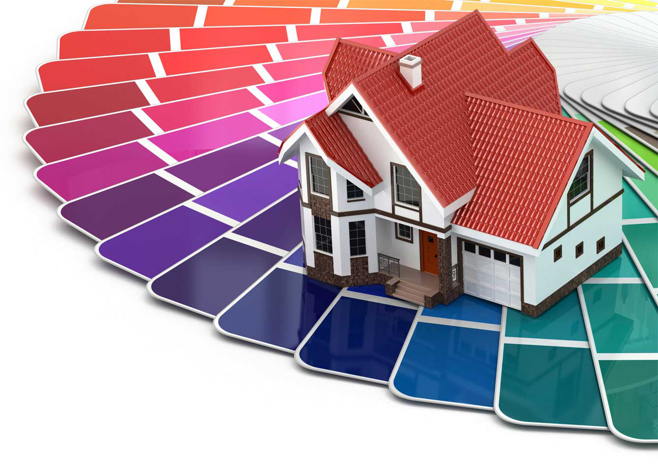 Exterior painting contractors in phoenix exterior for Arizona exterior house colors