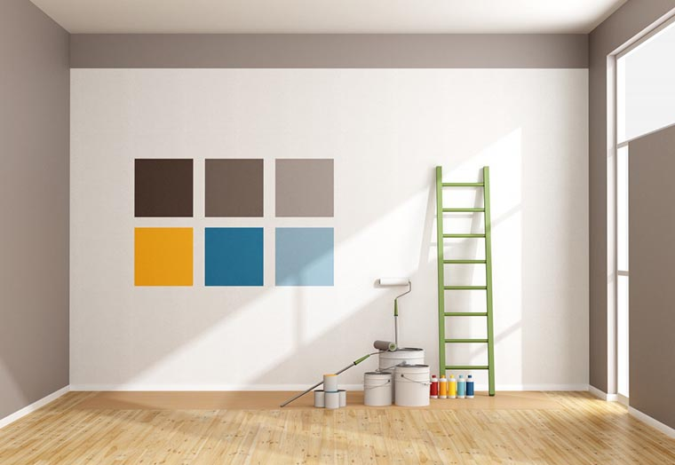 Below, Are The Types Of Interior Paint Finishes That Can Be Used In Your  Home, And A Segment About Each Finish.