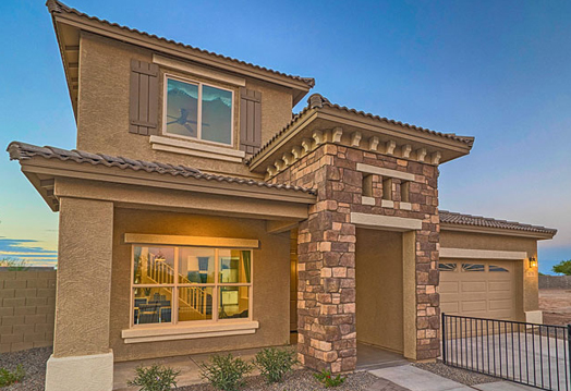 Exterior Home Painting in Goodyear