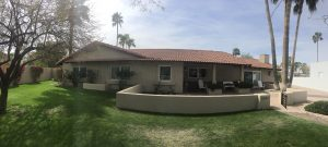 After Exterior Painting in AZ
