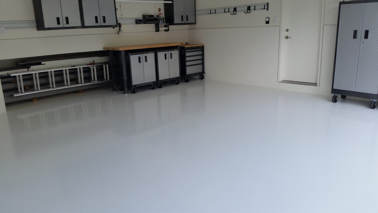 Epoxy Flooring for your Garage