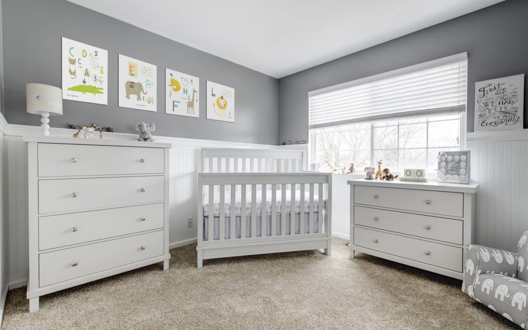 Choosing a color for my baby's nursery