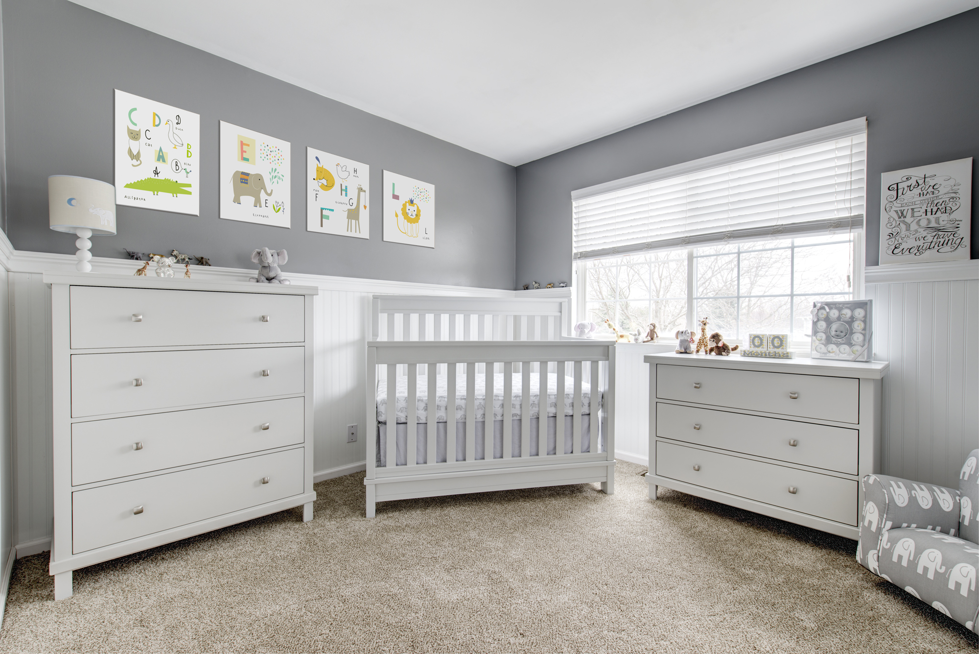 Choosing A Color For My Baby S Nursery